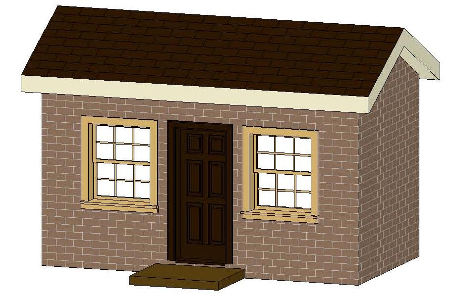 Playhouse Plans for Kids, Kid Playhouse Plans, Building a Playho